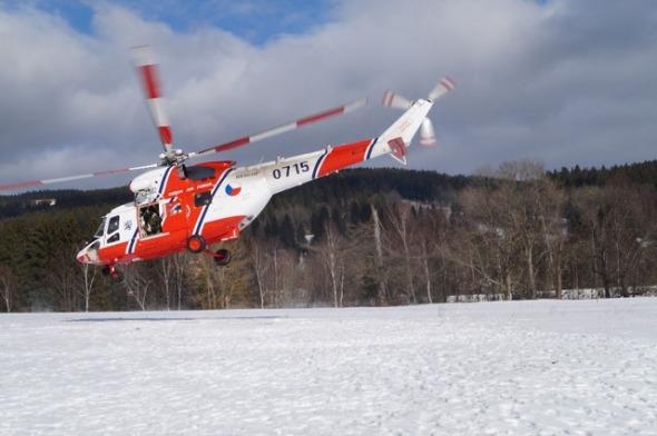 vrtulník W3A Sokol