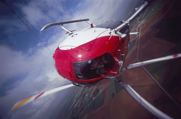 Flying Bulls, BO 105 CB | Flying Bulls, BO 105 CB