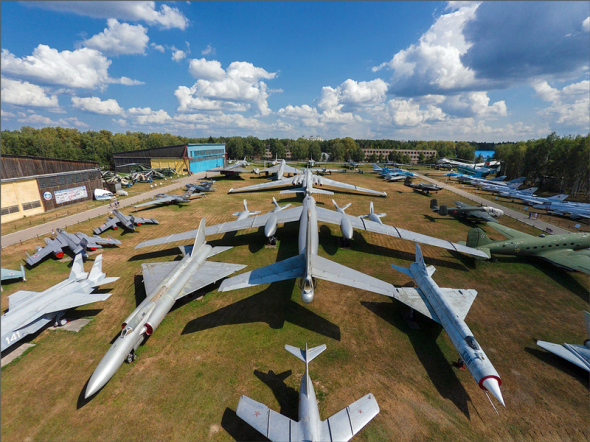 Letecké muzeum Monino