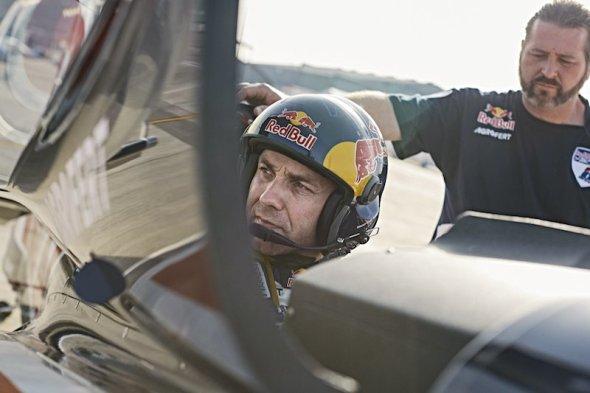 Martin Šonka pilot
