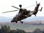 vrtulník Eurocopter Tiger