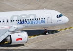 Airbus A320neo detail