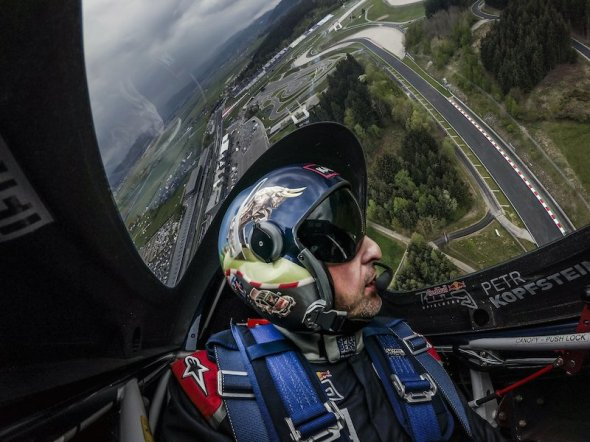 Petr kopfstein Red Bull Air Race Spielberg 2016