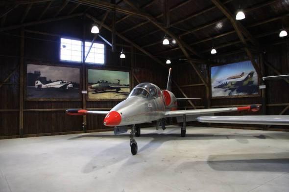 prototyp Aero L 39 Stará Aerovka