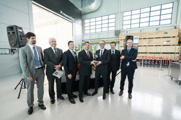 Bell Helicopter podpis memoranda MPI Group