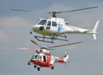 Eurocopter Ecureuil Helicopter Show 2016