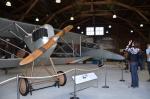 Stará Aerovka hangár Aero Aero A 18