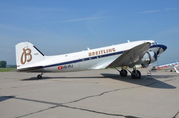 Douglas DC 3 Breitling