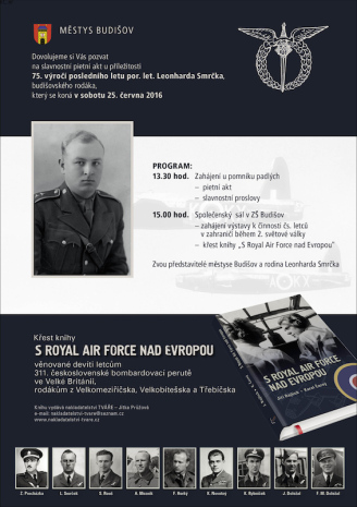 Leonhard Smrček 311. squadrona RAF