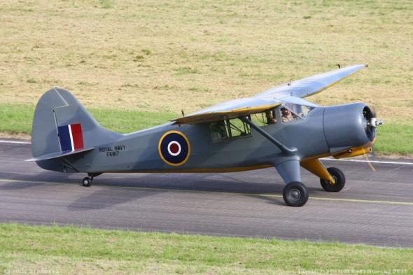 Stinson V 77 Reliant Royal Navy 04