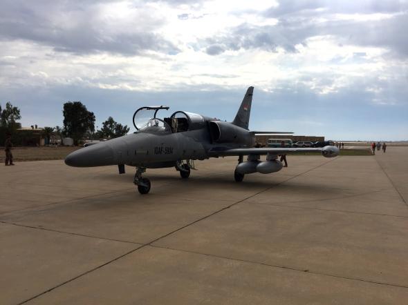 Aero L 159 Irácké letectvo 5904 základna Balád