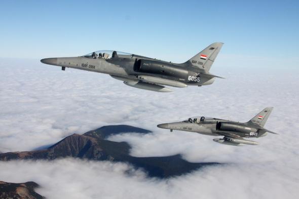 Aero L 159 Irácké letectvo