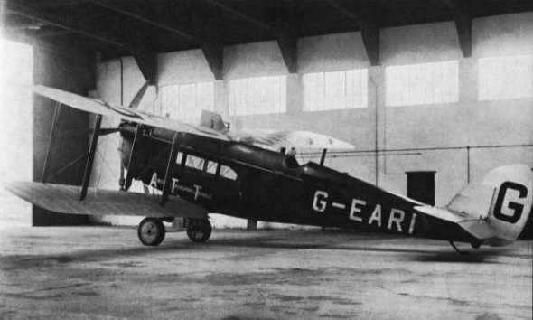 De Havilland DH 18