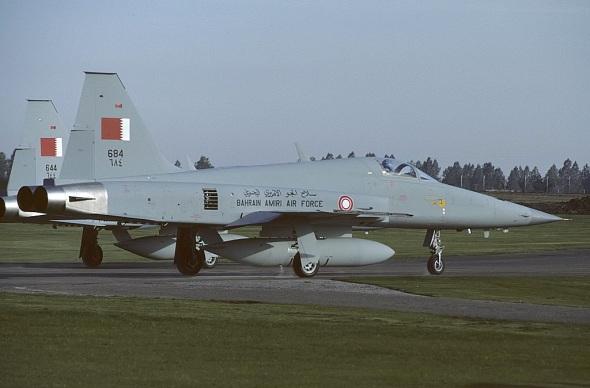 Northrop F 5E Bahrajnské královské letectvo