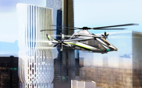 Airbus Helicopter gyrodyn CS2