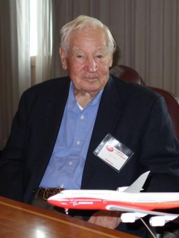 Joe Sutter v roce 2014