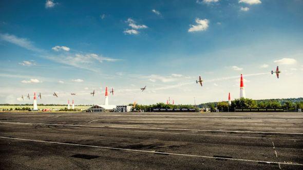 Red Bull Air Race Lausitzring 2016 kvalifikace Šonka