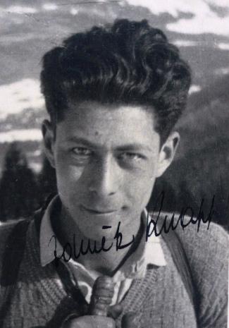 Zdeněk Hanuš Knapp řídící letového provozu