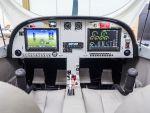 kokpit letounu SportCruiser