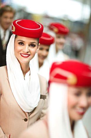 letuška Emirates