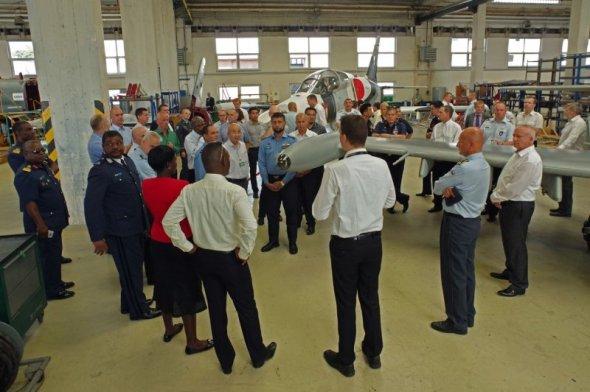 setkání uživatelů letounů Aero L 39