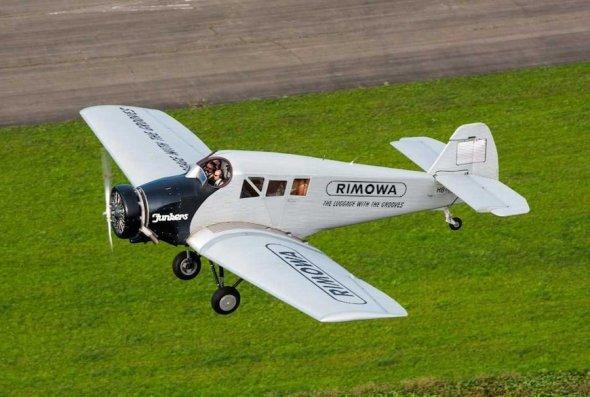 Junkers F 13 Rimowa vzlet