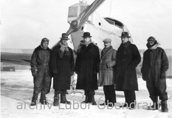 Junkers F13 Kbely