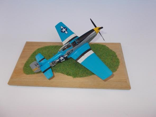 Mustang P 51 D Tamiya 01