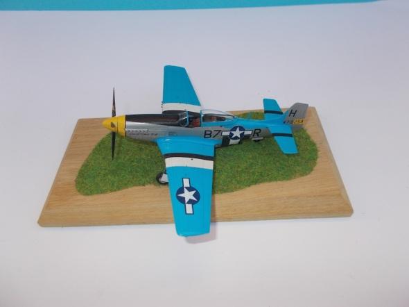Mustang P 51 D Tamiya 04