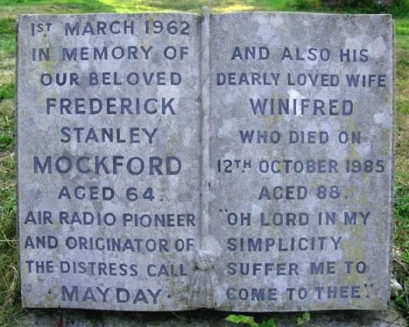 náhrobek FS Mockforda