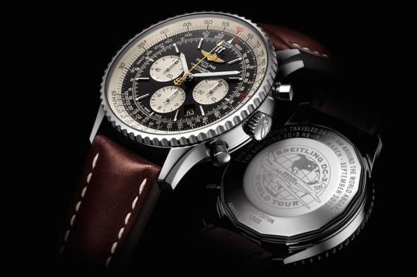 Breitling let kolem světa limitovaná edice