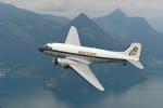 Douglas DC 3 Dakota Breitling let kolem světa