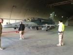 Irácké Aero L 159 připravené ke vzletu