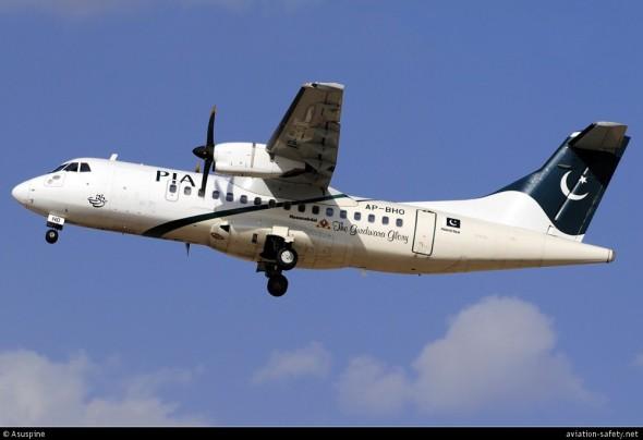 Letoun ATR 42 500 PIA