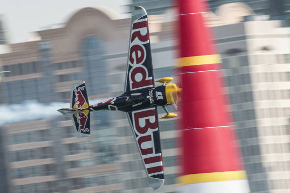 Martin Šonka Red Bull Air Race 2017 Abu Dhabi