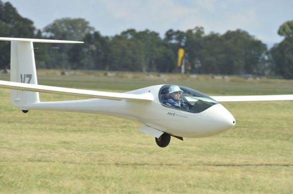 Mistrovství světa v bezmotorovém létání 2017 v Austrálii 01