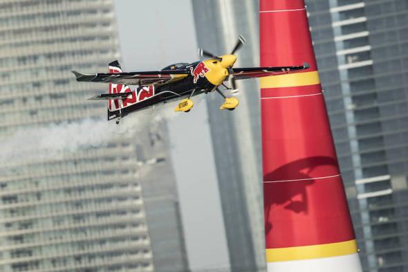 Martin Šonka finále Red Bull Air Race 2017