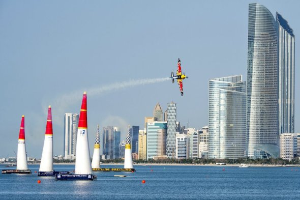Red Bull Air Race Abu Dhabi 2017 Martin Šonka