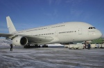 A380 Iqualit zkoušky při nízkých teplotách 2006 foto Eric Fortin