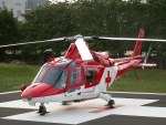 Agusta A109K2 rok výroby 1991
