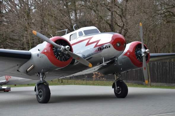 Lockheed Electra L 10 A