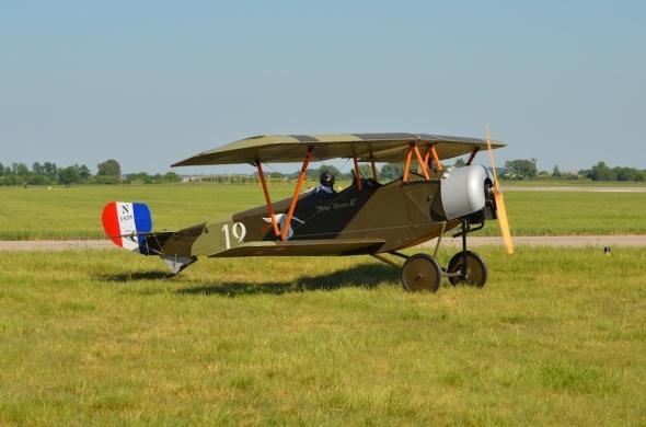 UL maketa Nieuport