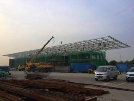 Airbus školící středisko čína