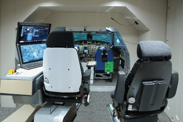 Simulátor Let L 410