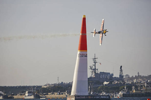 kvalifikace Red Bull Air Race 2017 San Diego