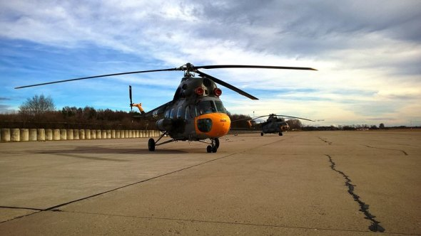 Vrtulník Mil Mi 1 CLV Pardubice