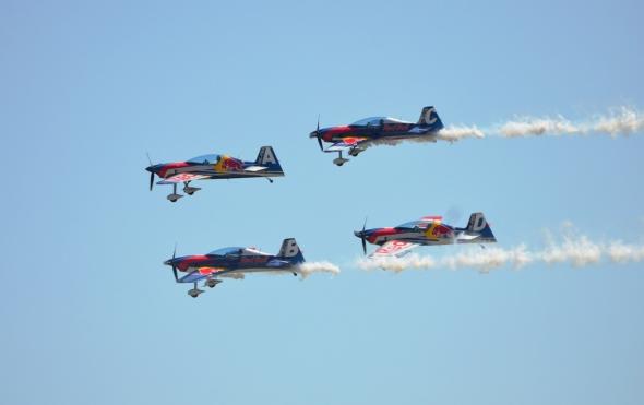 Flying Bulls na Extream 42