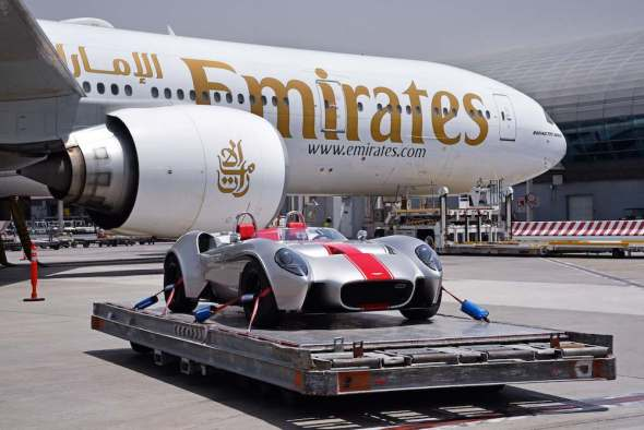 Jannarelly Design 1 Emirates Cargo