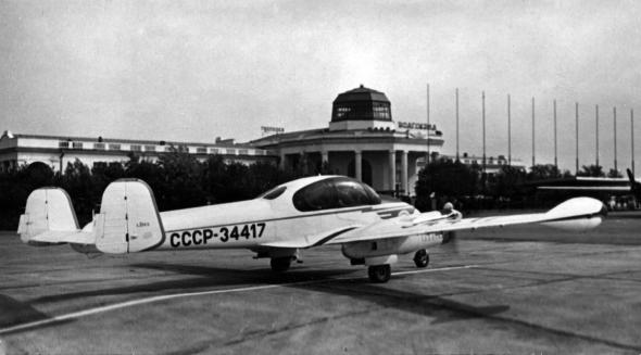 L 200 dodaná do Sovětského svazu