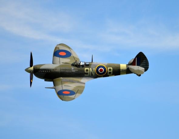 Supermarine Spitfire Cheb